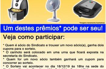 CAMPANHA DE SINDICALIZAÇÃO